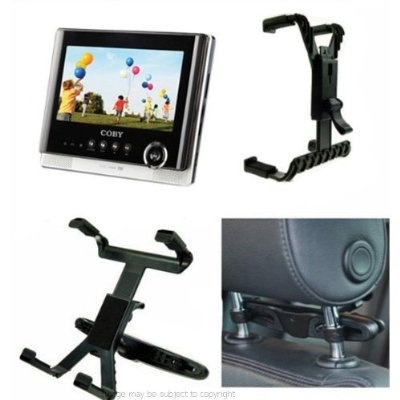 Headrest DVD Players - m