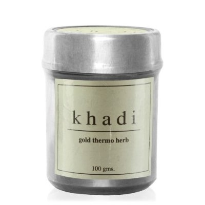KHADI - Gold Thermo Herb - 100g