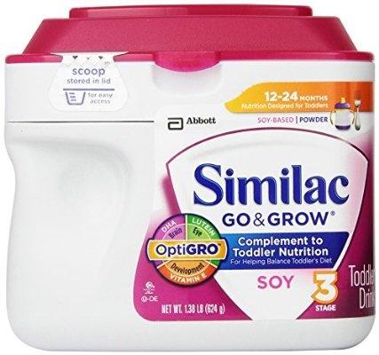 Similac go & grow stage 3
