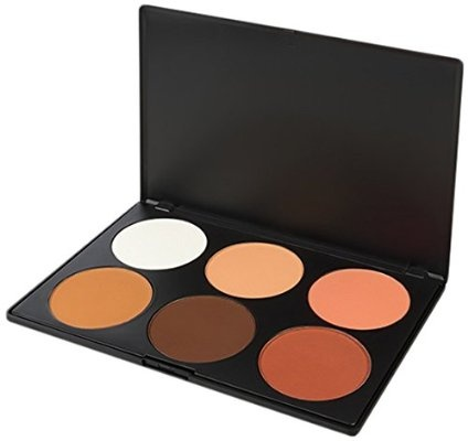 BH Cosmetics Contour and Blush Palette 2