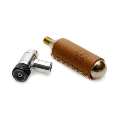 Portland Design Works Shiny Object CO2 Inflator with 16G Cartridge