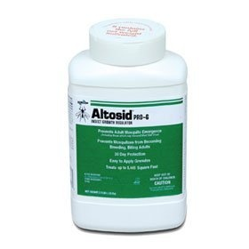 Altosid Pro-G Mosquito Larvicide (2) 2.5 lb bottles ZOE1002