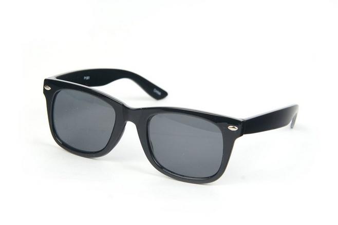 Children Wayfarer Color Frame Sunglasses P1301
