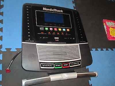 NORDICTRACK TREADMILL C900 console Sold As Is