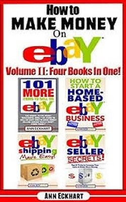 (PDF) How To Make Money On Ebay Kit Ebook + Resell rights + Bonus Ebook