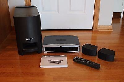 bose 321 gs series iii dvd home entertainment system. Black Bedroom Furniture Sets. Home Design Ideas