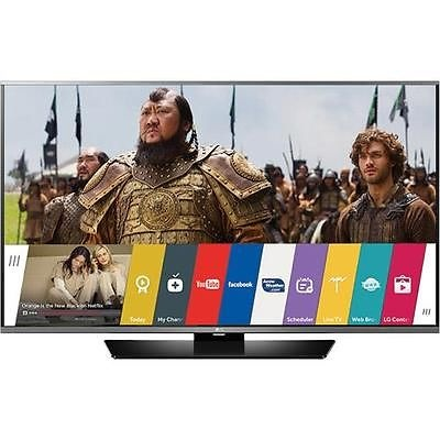 LG 65LF6300 65 Class Smart 1080P LED HDTV With Wi-Fi