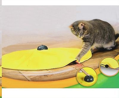 Motorized Cat Toy As Seen On Tv