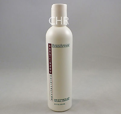 BRANDYWINE 8 oz Revitalizing Conditioner Lace Synthetic & Natural Hair Hairpiece