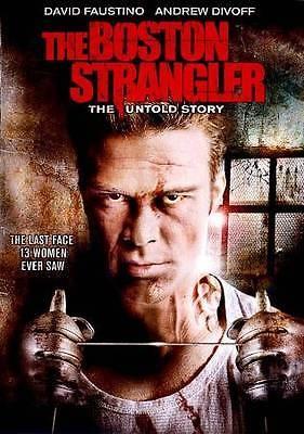 Boston Strangler The Untold Story DVD Region 1 NTSC