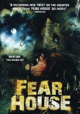 Fear House DVD Region 1
