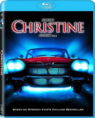 John Carpenter's Christine Blu-ray 1 Disc NEW 2015 Horror Twilight Time Keith