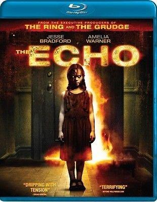 -NEW- The Echo (Blu Ray 2009)