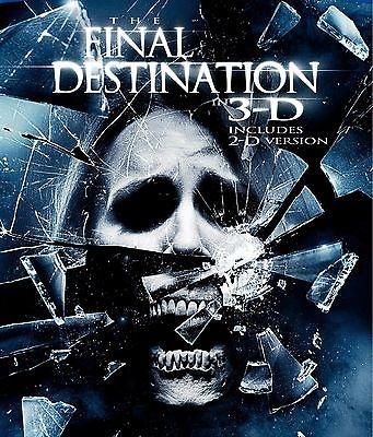 The Final Destination 3D (DVD 2010)