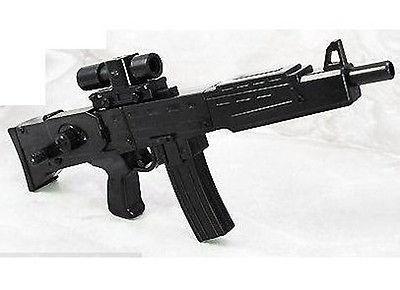 Tomy 16 Scale Military Miniature Pistol Rifle Shot Gun P15 Weapon NJ0106