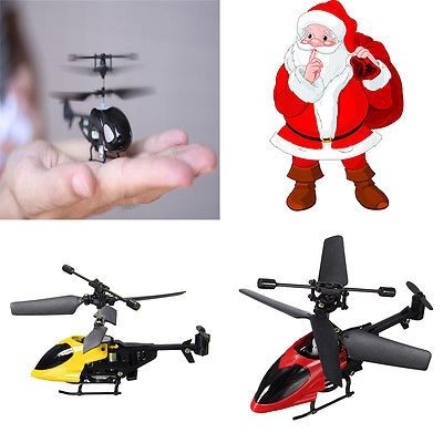 Newest Mini QS QS5013 2.5CH Micro Remote Control RC Helicopter Flying Gyro