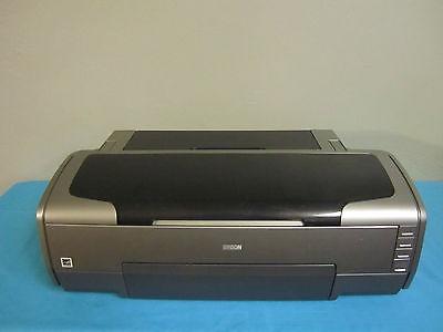 Epson Stylus Photo R1800 USB Ultra High Definition Digital Photo Inkjet  Printer - For Sale