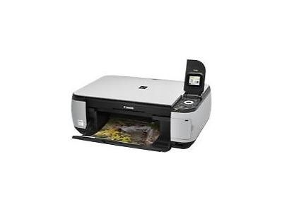 Brand New Canon Pixma Mp490 Inkjet Photo All In One Printer With
