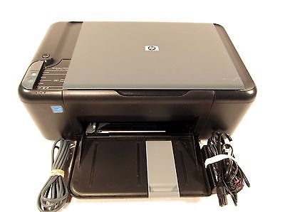 HP Deskjet F2430 All In One Digital Color Photo Inkjet Printer USB