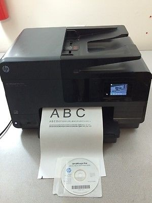 HP Officejet Pro 8610 e-All-in-One Printer (A7F64A) - Excellent
