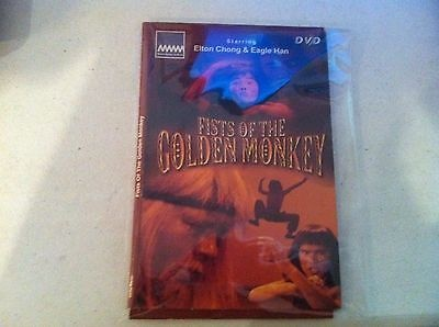 FISTS OF THE IRON MONKEY - DVD - NEW!