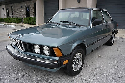 1982 BMW 3-Series – For Sale |