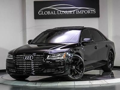 2015 audi a8 w12 quattr for sale. Black Bedroom Furniture Sets. Home Design Ideas