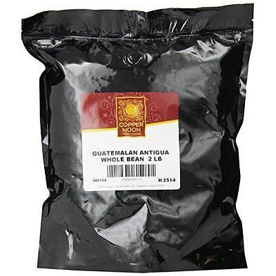 Copper Moon Guatemalan Antigua Blend Whole Bean 2-Pound Bag New