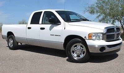 2003 dodge ram 2500 6spd manual 5 9 cummins diesel for sale rh shipperscentral com 1999 Dodge Ram Truck 2001 Dodge Ram Truck