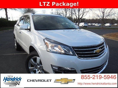 2016 chevrolet traverse fwd 4dr ltz for sale. Black Bedroom Furniture Sets. Home Design Ideas