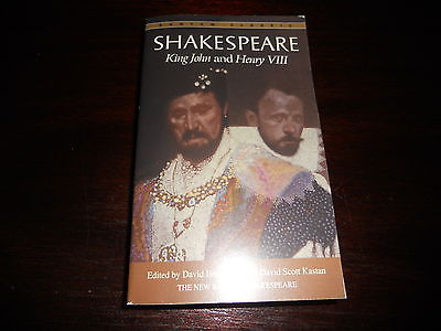 a brief review of william shakespeares henry viii Henry viii is a history play generally believed to be a collaboration between william shakespeare and john fletcher, based on the life of henry viii of england an alternative title, all is true, is recorded in contemporary documents, the title henry viii not appearing until the play's publication .