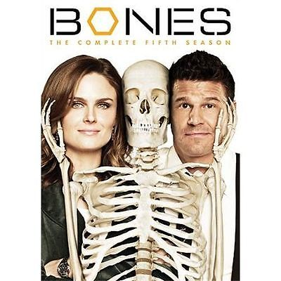 Bones The Complete Fifth Season (DVD 2010 6-Disc Set)