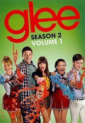 Glee Season 2 Vol. 1 (DVD 2011 3-Disc Set)