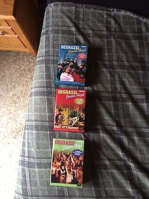 DEGRASSI JUNIOR HIGH DVD complete seasons 1 2 and 3