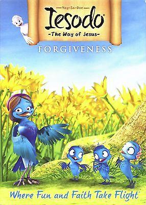 Iesodo The Way of Jesus Forgiveness (DVD 2015) - BRAND NEW!
