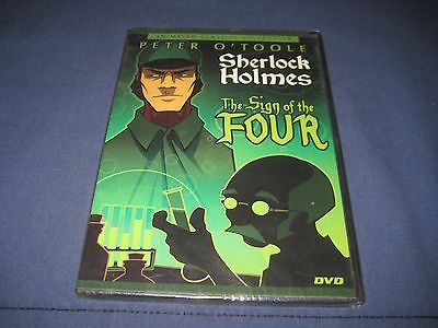 Sherlock Holmes The Sign of Four DVD SEALED Slim Case