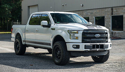 2016 ford f 150 roush supercharged 600hp for sale. Black Bedroom Furniture Sets. Home Design Ideas