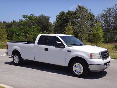 2004 ford f 150 ext cab long bed fl truck for sale. Black Bedroom Furniture Sets. Home Design Ideas
