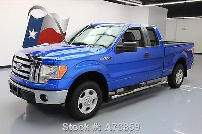 2011 ford f 150 xlt supercab 4x4 5 0 side steps tow for sale. Black Bedroom Furniture Sets. Home Design Ideas