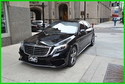2015 mercedes benz s class 4dr sedan s63 amg 4matic for sale. Black Bedroom Furniture Sets. Home Design Ideas