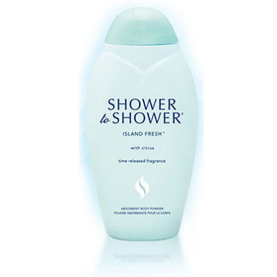 Shower To Absorbent Body Powder Island Fresh 8 O For Sale