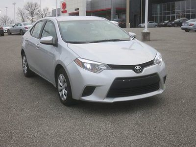 2014 toyota corolla le for sale. Black Bedroom Furniture Sets. Home Design Ideas