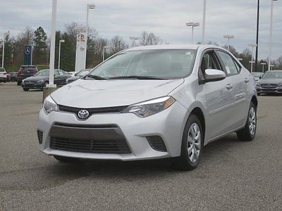 2016 toyota corolla le for sale. Black Bedroom Furniture Sets. Home Design Ideas