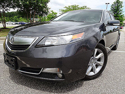 2012 acura tl 4dr sedan automatic 2wd for sale. Black Bedroom Furniture Sets. Home Design Ideas