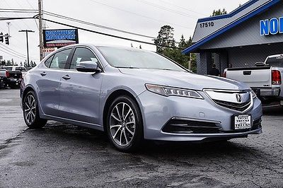 2015 acura tlx tech awd for sale. Black Bedroom Furniture Sets. Home Design Ideas
