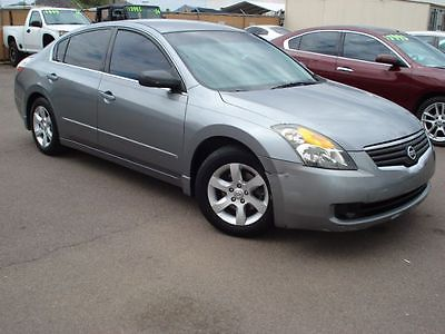 2007 nissan altima ez finance for bad credit for sale. Black Bedroom Furniture Sets. Home Design Ideas