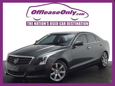 2014 cadillac ats 2 5l rwd for sale. Black Bedroom Furniture Sets. Home Design Ideas